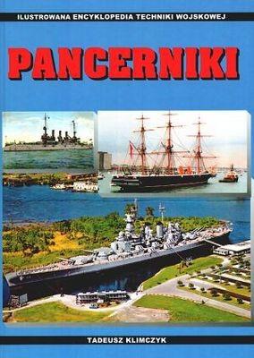 Okładka książki Pancerniki. Ilustrowana encyklopedia techniki wojskowej