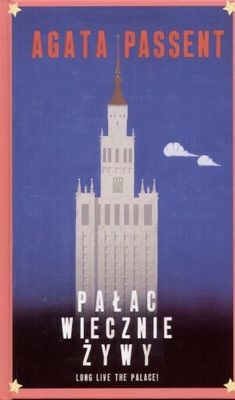 Okładka książki Pałac wiecznie żywy