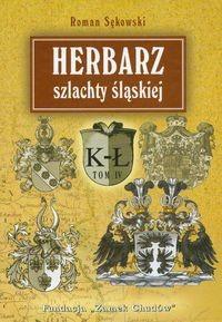 Okładka książki Herbarz szlachty śląskiej t. 4 (K-ł)