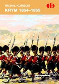 Okładka książki Krym 1854 -1855
