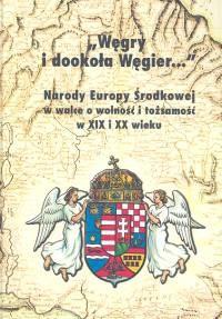 Okładka książki Węgry i dookoła Węgier