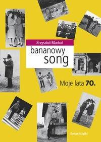 Okładka książki Bananowy song