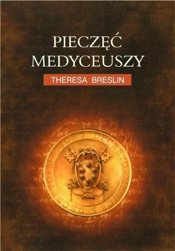 Okładka książki Pieczęć Medyceuszy