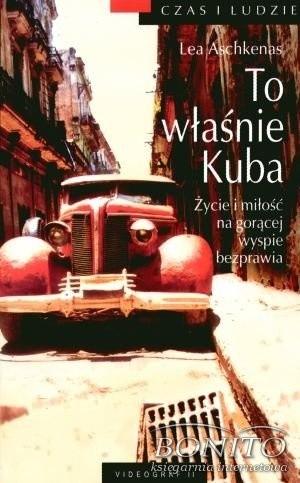Okładka książki To właśnie Kuba