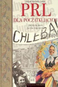 Okładka książki PRL dla początkujących