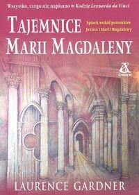 Okładka książki Tajemnice Marii Magdaleny