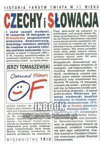 Okładka książki Czechy i Słowacja