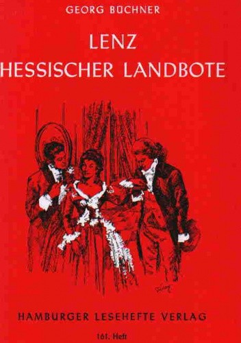 Okładka książki Lenz. Hessischer Landbote