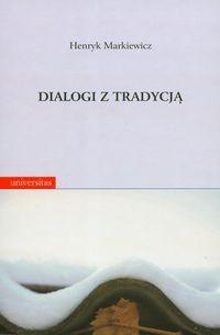 Okładka książki Dialogi z tradycją