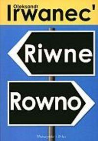 Okładka książki Riwne / Rowno
