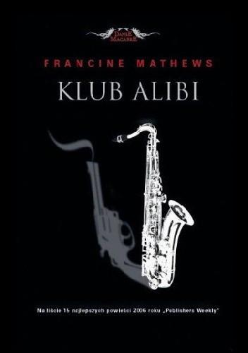 Okładka książki Klub Alibi