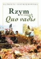 Okładka książki Rzym w czasach Quo vadis