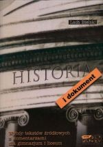 Okładka książki Historia i dokument