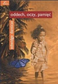 Okładka książki Oddech, oczy, pamięć