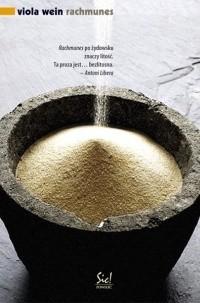Okładka książki Rachmunes