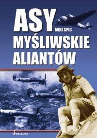 Okładka książki Asy myśliwskie aliantów