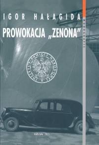 Okładka książki Prowokacja zenona /Monografie