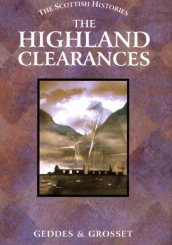 Okładka książki The Highland Clearances