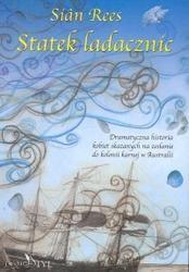 Okładka książki Statek ladacznic