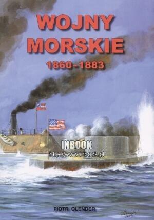 Okładka książki Wojny morskie 1860-1883