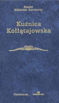 Okładka książki Kuźnica Kołłątajowska