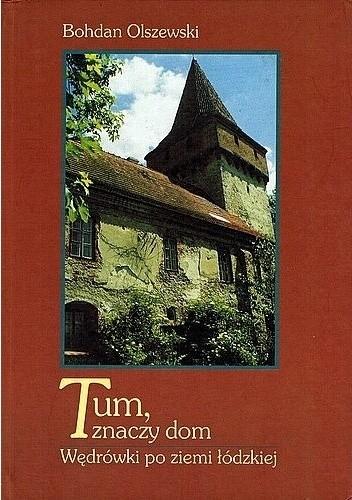Okładka książki Tum, znaczy dom
