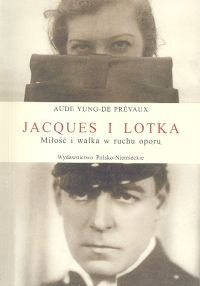 Okładka książki Jacques i Lotka