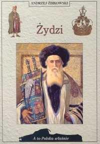 Okładka książki Żydzi