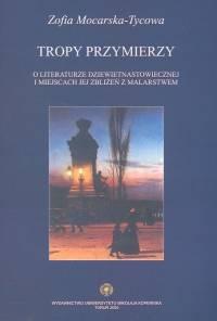 Okładka książki Tropy przymierzy