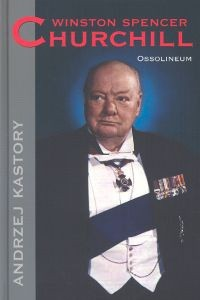 Okładka książki Winston Spencer  Churchill