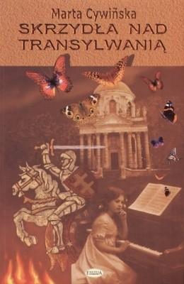 Okładka książki Skrzydła nad Transylwanią
