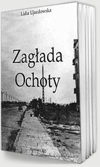 Okładka książki Zagłada Ochoty