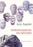 Okładka książki Wprowadzenie do historii