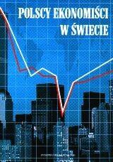 Okładka książki Polscy ekonomiści w świecie