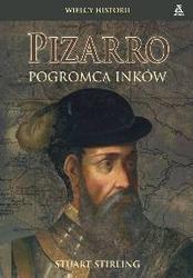 Okładka książki Pizarro. Pogromca Inków