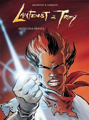 Okładka książki Lanfeust z Troy: Mityczna bestia