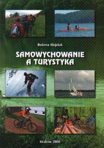 Okładka książki Samowychowanie a turystyka