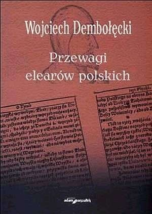 Okładka książki Przewagi elearów polskich
