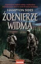 Okładka książki Żołnierze widma. Zapomniana historia jednej z najbardziej dramatycznych akcji w czasie II wojny światowej