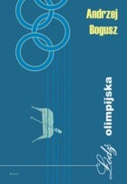 Okładka książki łódź olimpijska