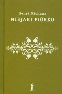 Okładka książki Niejaki Piórko