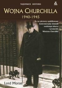Okładka książki Wojna Churchilla 1940 - 1945