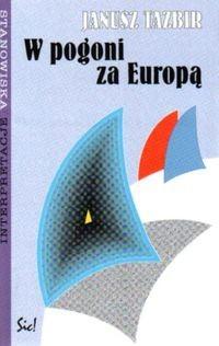 Okładka książki W pogoni za Europą