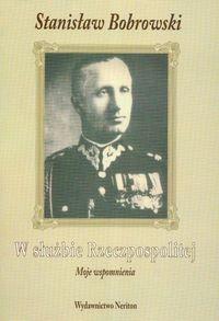 Okładka książki W służbie Rzeczpospolitej