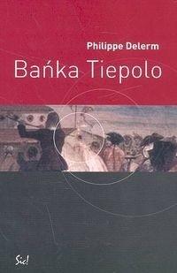 Okładka książki Bańka Tiepolo