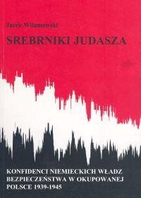 Okładka książki Srebrniki Judasza