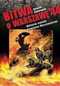 Okładka książki Bitwa o Warszawę '44