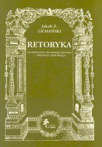Okładka książki Retoryka dawna