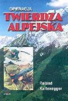 Okładka książki Operacja Twierdza Alpejska