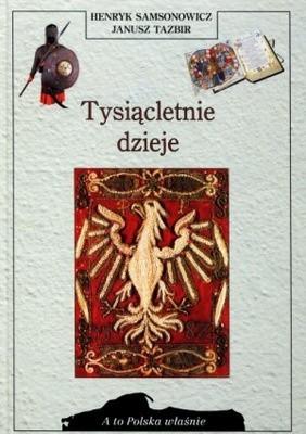 Okładka książki Tysiącletnie dzieje